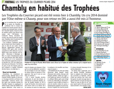 Article cp du 02 07 2014 trophees du cp