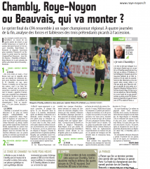 Article cp du 03 05 2014 mantes roye edition oise