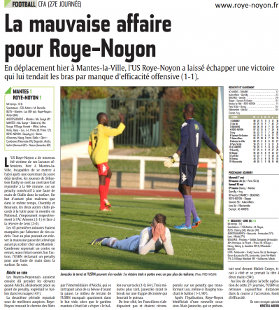 Article cp du 04 05 2014 mantes roye