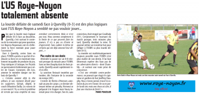 Article cp du 07 04 2014 roye quevilly