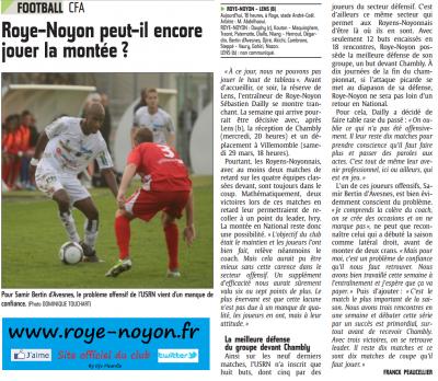 Article cp du 22 03 2014 roye lens