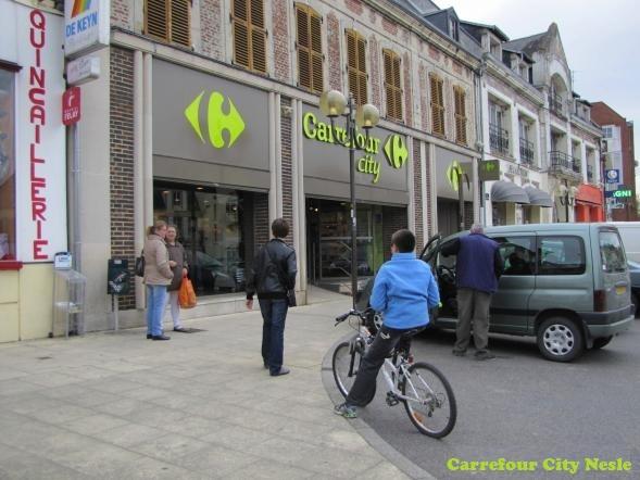 Carrefour City Nesle