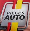 Logo piece auto
