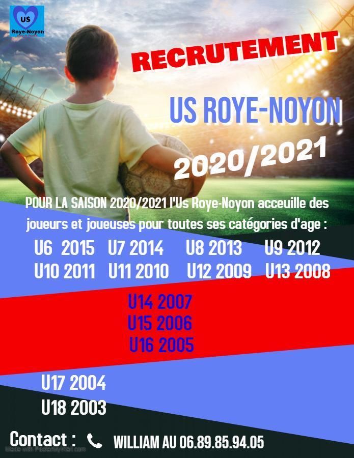 Recrutement facebook 1
