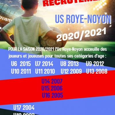 Recrutement facebook