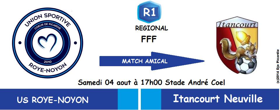 Roye itancourt